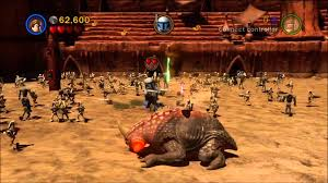 lego star wars iii the clone wars walkthough prologue 1080p
