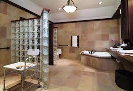 Handicapped Bathroom Design Extraordinary Handicap Accessible Bathroom On Designs For Home