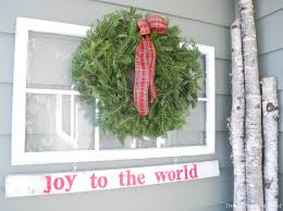 tis the season u2013 outdoor holiday decorations link party