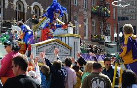 mardi gras by the mardi gras 2018 parades and schedules in new orleans louisiana