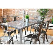 overstock dining room tables metal kitchen table brilliant dining room tables for less overstock