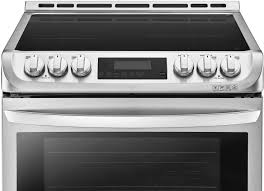 What Is An Induction Cooktop Stove Lg Lse4617st 30 Inch Slide In Induction Range With 6 3 Cu Ft