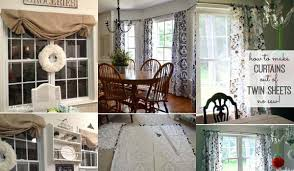 Picture Window Curtain Ideas Ideas The Most 22 Cool No Sew Window Curtain Ideas Amazing Diy