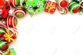christmas decoration border u2013 decoration image idea