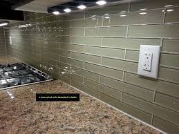 under cabinet lighting diy diy backsplash project u2013 glass subway tile under cabinet lights