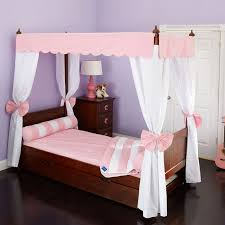 Girls Princess Canopy Bed by Disney Toddler Canopy Bed Girls Bed Girls Bedroom Furniture