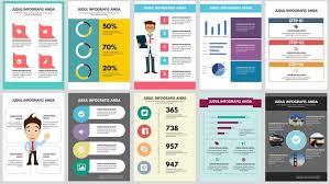 cara membuat infografis dengan powerpoint ppt marketing design pack gobisnis net