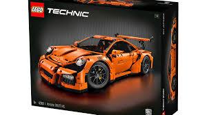 technic porsche 911 gt3 rs s new 2 700 piece porsche 911 is a work of art