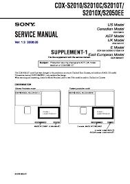 xplod sony cdx gt550ui wiring diagram sony car stereo wiring