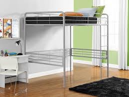 Full Sized Bunk Bed by Dhp Furniture Full Loft Bed