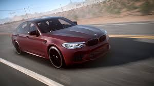 need for speed bmw need for speed payback reveals bmw m5 with explosive trailer