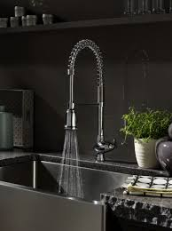 best faucet buying guide consumer reports cr bg spray button
