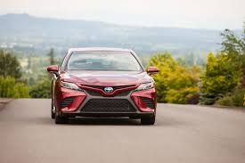 Camry Engine Specs 2018 Toyota Camry First Drive Review Automobile Magazine