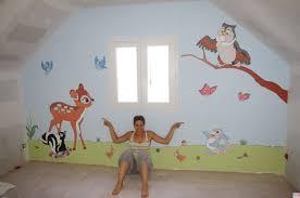peinture mur chambre bebe beau peinture chambre d enfant ravizh com