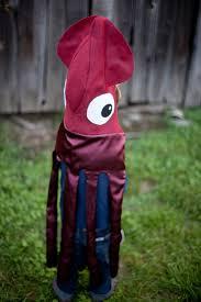 Octopus Halloween Costumes Kid U0027s Costume Giant Squid Kraken Octopus Kid Halloween