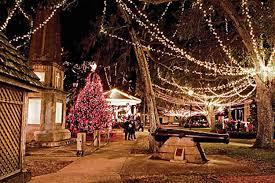 celebration fl christmas lights nights of lights celebration in st augustine orlando