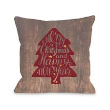 home accents tree throw pillow ef04p01d 9d4