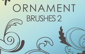 25 sets of really useful ornament photoshop brushes photoshop free