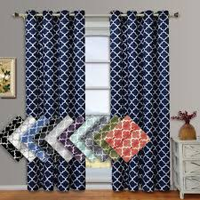 Coral Blackout Curtains Coral Curtains Ebay