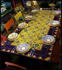Patio Tile Table Furthur Wholesale Mosaic Dining Tables