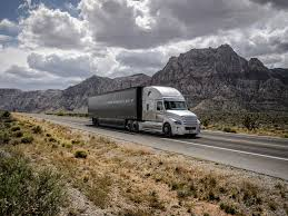 best truck in the world the world u0027s first self driving semi truck hits the road wired