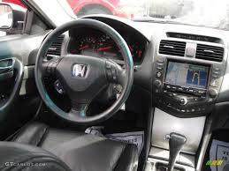 honda accord 2003 black 2003 honda accord ex coupe black dashboard photo 45002792
