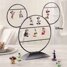 2014 a year of disney magic ornament display stand hallmark
