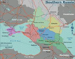 Map Russia Southern Russia U2013 Travel Guide At Wikivoyage