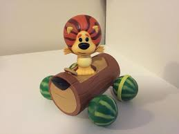 best raa raa the noisy lion interactive cubby buggy toy u0026 figure