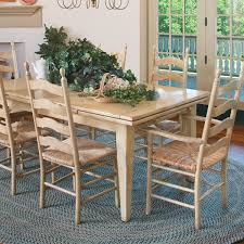 draw leaf dining table u2013 amish made saybrook country barn