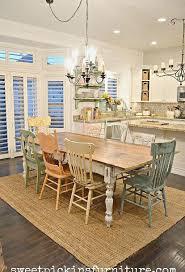 best 25 painted kitchen tables ideas on pinterest redoing
