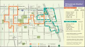 Los Angeles Metrolink Map by Connecting The Dots Shuttle Services For Unincorporated Areas
