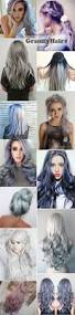 10 reasons to follow the fabulous gray hairstyles grey ombre