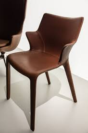 Leather Dining Chair Leather Dining Chairs Prove Elegance Is Timeless