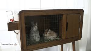 boomer u0026 george carter indoor rabbit hutch product review video