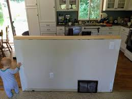how to build a kitchen island using wall cabinets diy kitchen island with breakfast bar