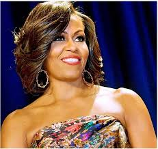 ms obamas hair new cut 82 best michelle obama hairstyles images on pinterest barack