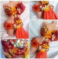 Moon Goddess Fairy Monokini Bra Cosplay Dance Costume Rave Bra by By Electric Laundry Cute Pinterest Electric Laundry