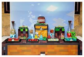 kara u0027s party ideas pixel minecraft party kara u0027s party ideas