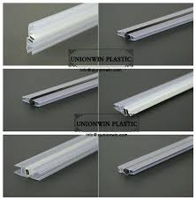Shower Door Weather Stripping Awesome Shower Door Seals Howevilisme Glass Shower Door Seal