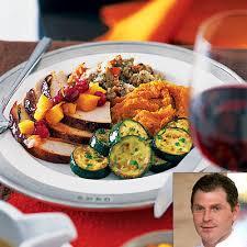traditional roast turkey recipe alton brown food network 3 food network their favorite thanksgiving recipes