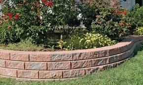 concrete walls for your yard and landscape