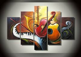 themed paintings abstract theme wall decoration 5 painting buy 5