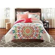 Pink And Blue Girls Bedding by Amazon Com Comforter Girls Teen Bedding Set Pink Purple Yellow
