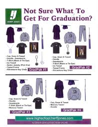 cap and gown order senior information cap and gown