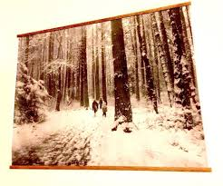 wooden poster rails 5 steps with pictures