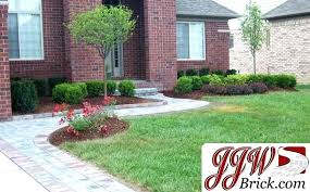 Front Yard Landscaping Ideas No Grass - small front yard landscaping ideas no grass garden design garden