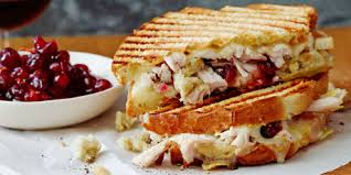 leftover thanksgiving panini recipes food network canada