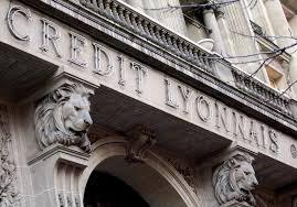 credit lyonnais siege crédit lyonnais l état va emprunter 4 5 milliards d euros pour