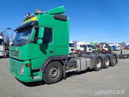 used volvo trucks used volvo fm 8x4 tridem cab u0026 chassis year 2010 price 75 539